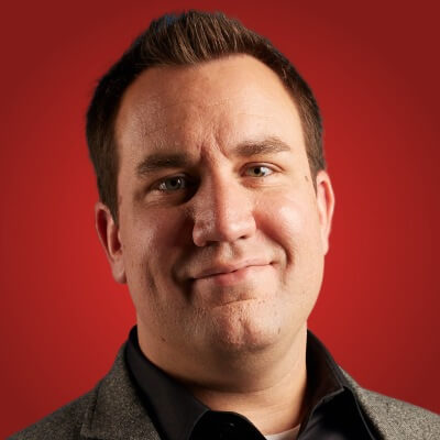 David Burkus - Headshot - agile-thoughts author
